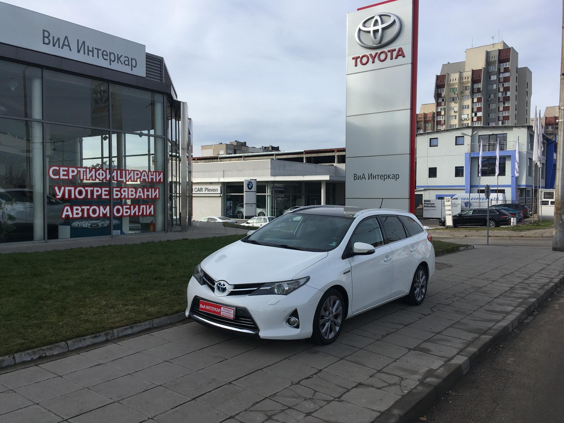 Toyota Auris Touring Sport HSD