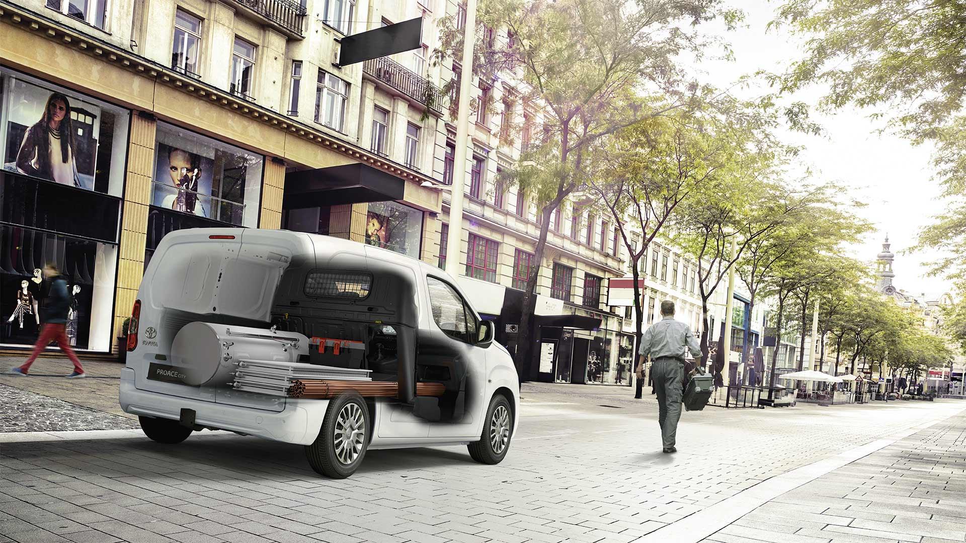 Toyota Proace City - 12