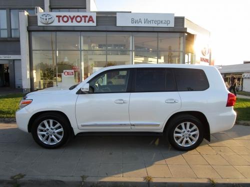 Toyota Land Cruiser V8 Luxury