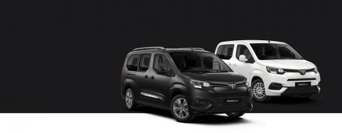 Toyota Proace City Verso - 01