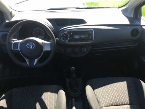 Toyota Yaris 1.33 Terra